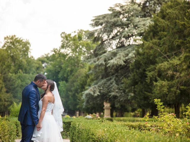 Il matrimonio di Damiano e Serena a Cesano Maderno, Monza e Brianza 36