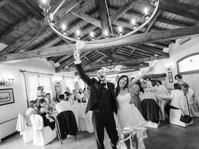 Il matrimonio di Damiano e Serena a Cesano Maderno, Monza e Brianza 41