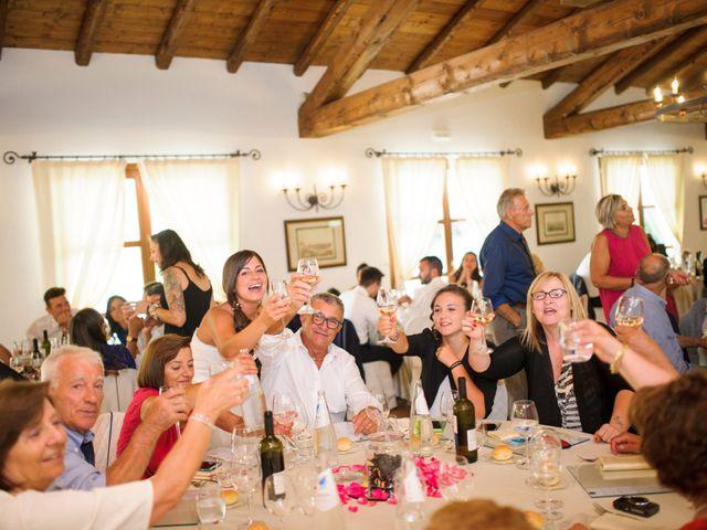Il matrimonio di Damiano e Serena a Cesano Maderno, Monza e Brianza 43