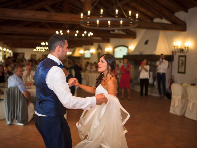Il matrimonio di Damiano e Serena a Cesano Maderno, Monza e Brianza 45
