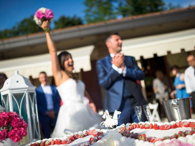 Il matrimonio di Damiano e Serena a Cesano Maderno, Monza e Brianza 47