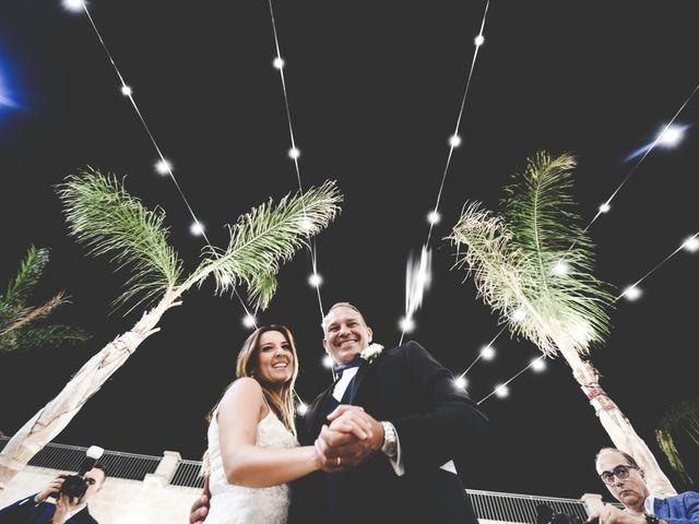le nozze di Karin e Danilo