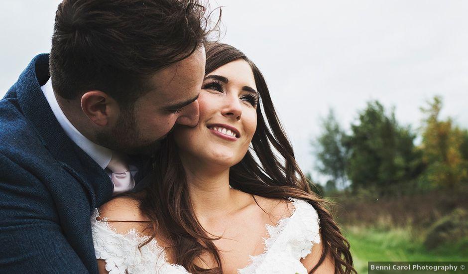 Il matrimonio di Grahame e Jade a Torino, Torino