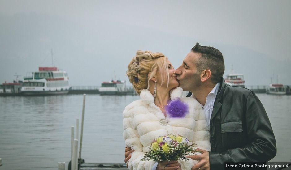 Il matrimonio di Roberto e Iryna a Cermenate, Como