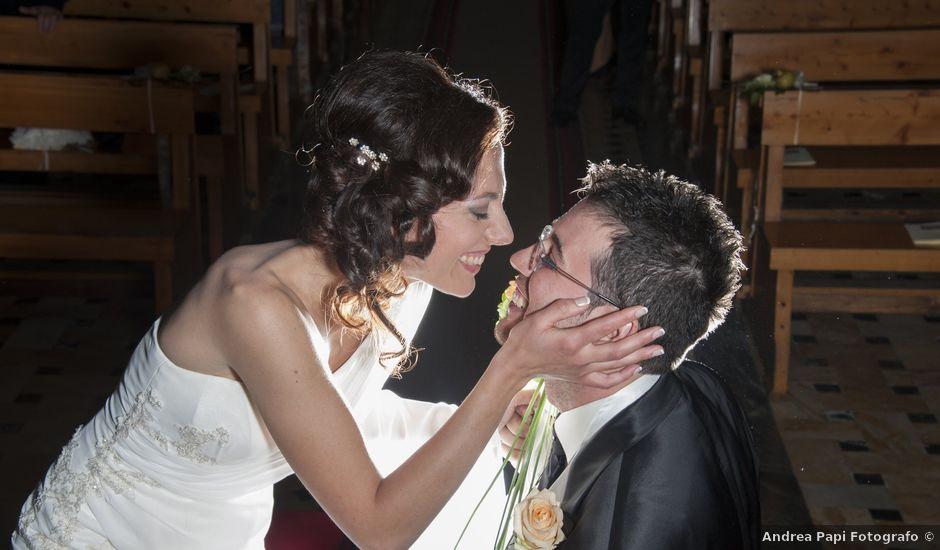 Il matrimonio di Benedetta e Andrea a Montespertoli, Firenze