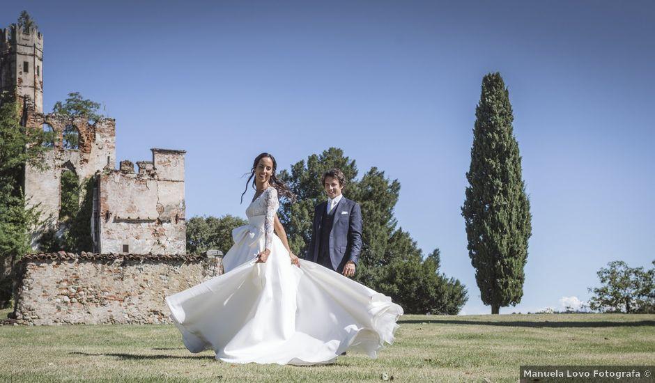 Il matrimonio di Marcello e Cristina a Salussola, Biella