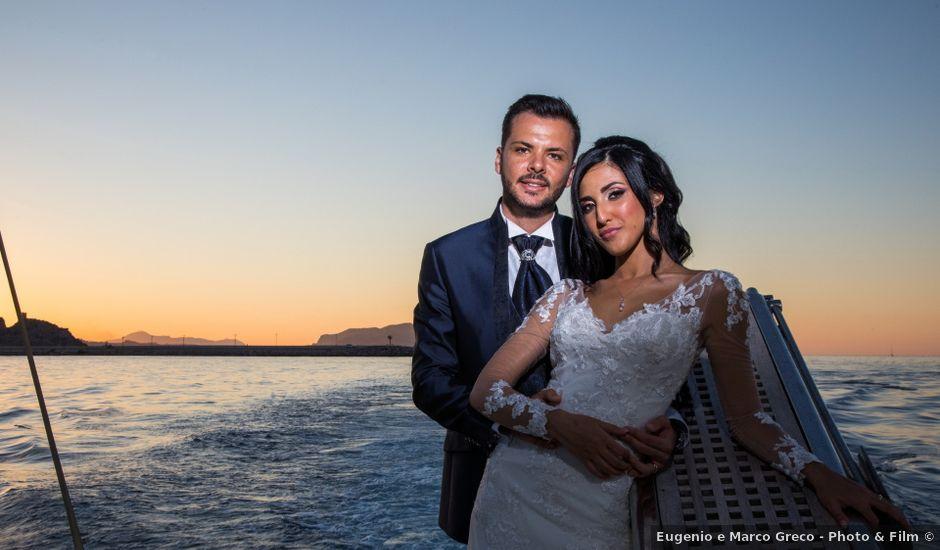 Il matrimonio di Federica e Giacomo a Palermo, Palermo