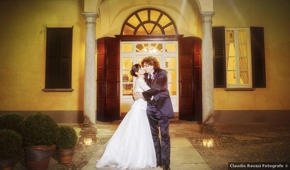 Il matrimonio di Luigi e Larissa a Inzago, Milano