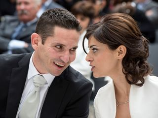 Le nozze di Mariangela e Andrea