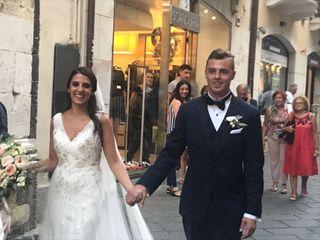 Le nozze di Delia e Adam
