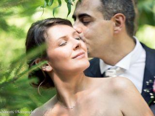 Le nozze di Francesco e Fabiola