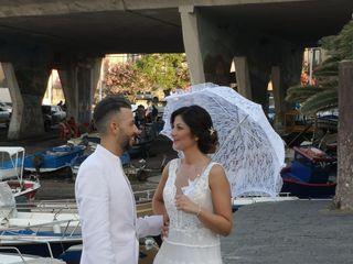 Le nozze di Massimiliano  e Graziella  2