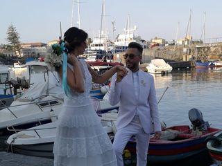 Le nozze di Massimiliano  e Graziella  3