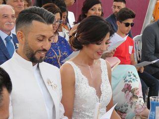 Le nozze di Massimiliano  e Graziella