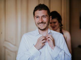 Le nozze di Monica e Francesco 1