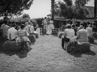 Le nozze di Anna e Grace