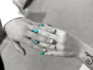 Le nozze di Diego e Jessica