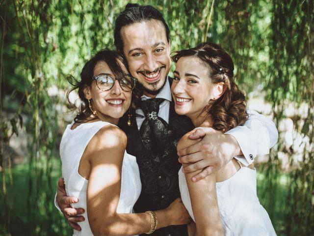 Il matrimonio di Tony e Marta a Roma, Roma 15