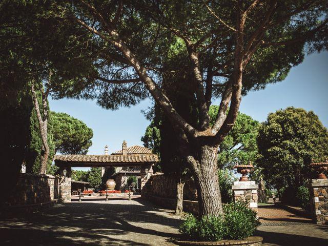 Il matrimonio di Tony e Marta a Roma, Roma 19