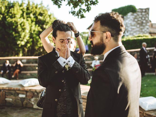 Il matrimonio di Tony e Marta a Roma, Roma 38