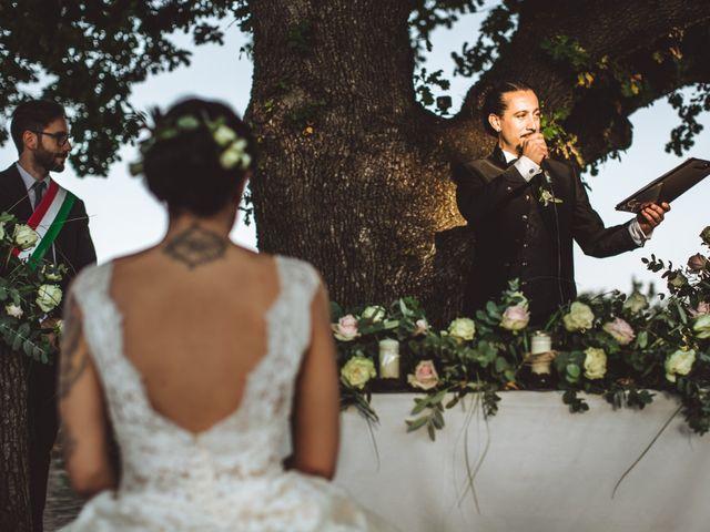 Il matrimonio di Tony e Marta a Roma, Roma 40