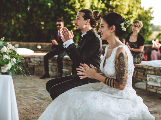 Il matrimonio di Tony e Marta a Roma, Roma 44