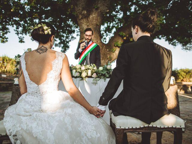 Il matrimonio di Tony e Marta a Roma, Roma 47