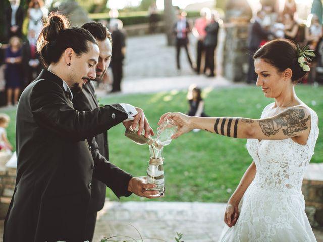 Il matrimonio di Tony e Marta a Roma, Roma 48