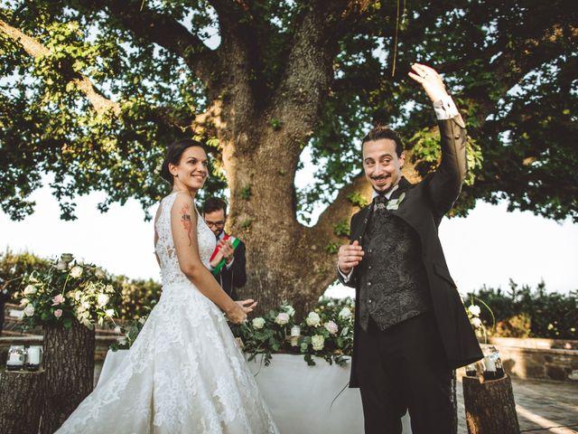 Il matrimonio di Tony e Marta a Roma, Roma 49