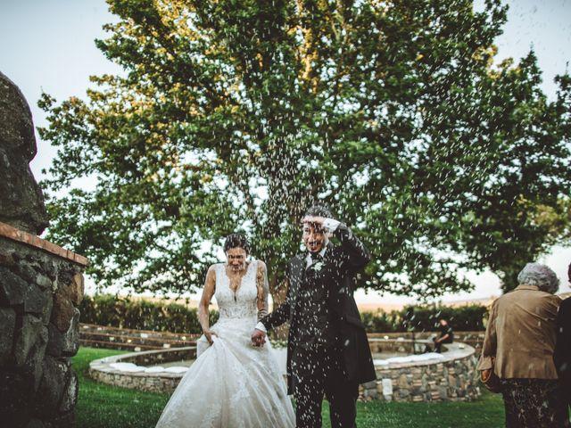 Il matrimonio di Tony e Marta a Roma, Roma 50