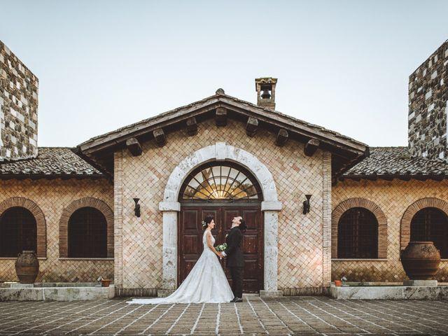 Il matrimonio di Tony e Marta a Roma, Roma 53