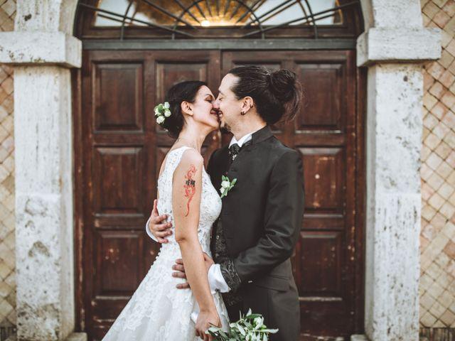 Il matrimonio di Tony e Marta a Roma, Roma 54