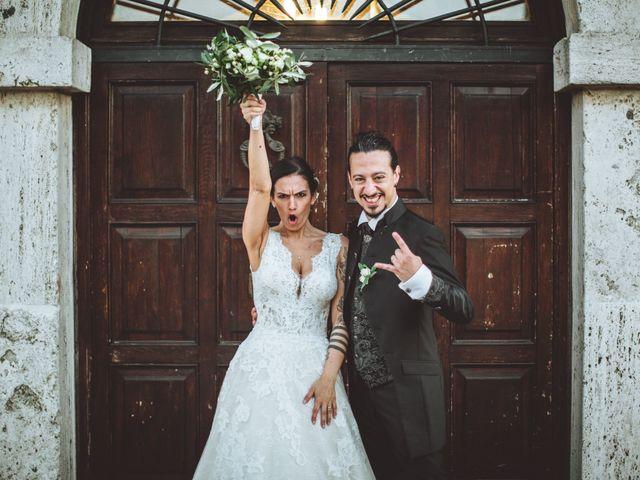 Il matrimonio di Tony e Marta a Roma, Roma 57