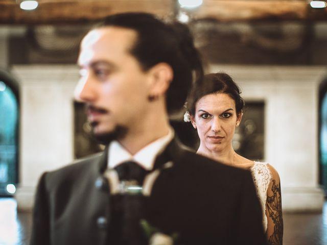 Il matrimonio di Tony e Marta a Roma, Roma 59