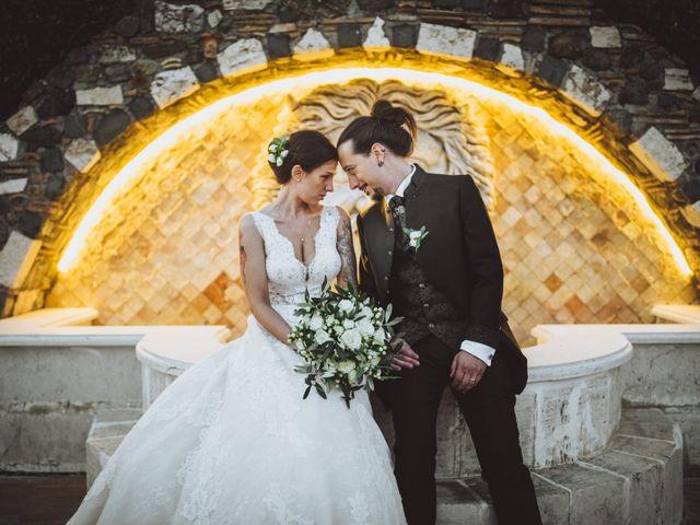 Il matrimonio di Tony e Marta a Roma, Roma 62