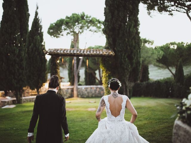 Il matrimonio di Tony e Marta a Roma, Roma 63