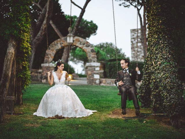Il matrimonio di Tony e Marta a Roma, Roma 64