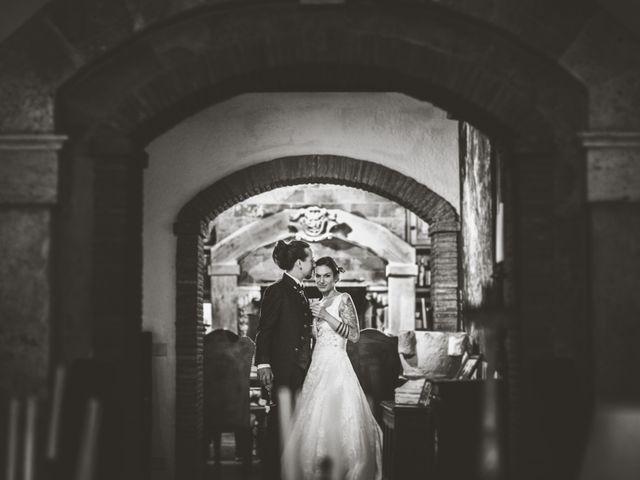 Il matrimonio di Tony e Marta a Roma, Roma 76