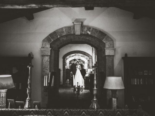 Il matrimonio di Tony e Marta a Roma, Roma 77
