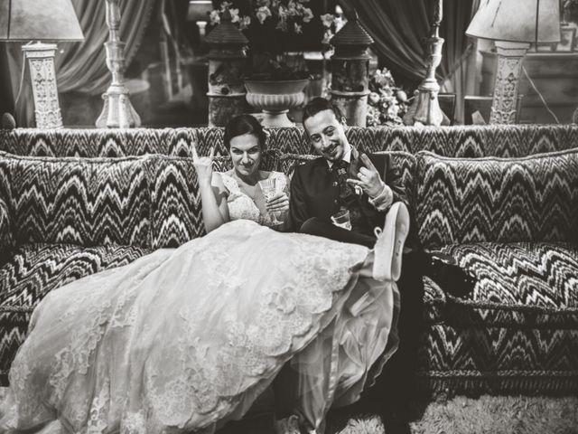 Il matrimonio di Tony e Marta a Roma, Roma 78