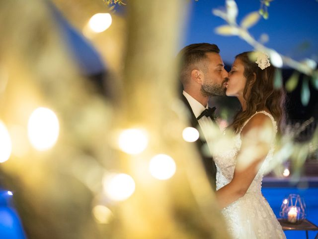 Le nozze di Giuliana e Enrico