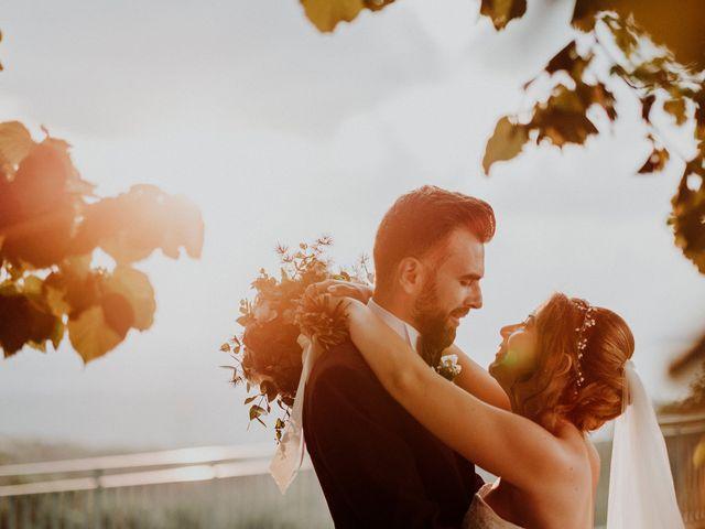 Le nozze di Erica e Giovanni