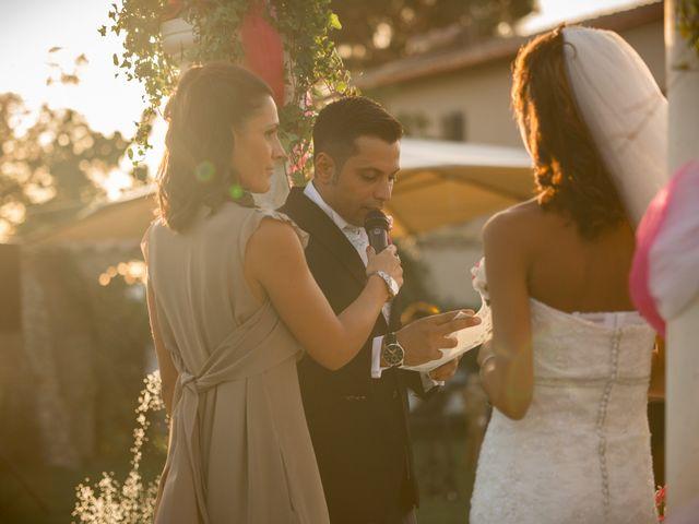 Il matrimonio di Giulio e Silvia a Frascati, Roma 7