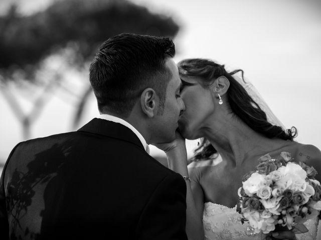 Il matrimonio di Giulio e Silvia a Frascati, Roma 8