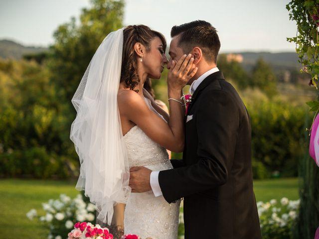 Il matrimonio di Giulio e Silvia a Frascati, Roma 9
