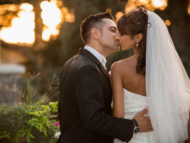 Il matrimonio di Giulio e Silvia a Frascati, Roma 22