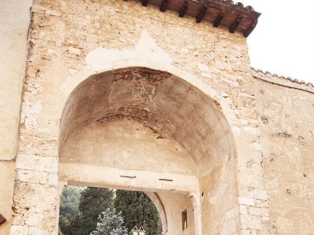 Il matrimonio di Antonello e Priscilla a Castelnuovo di Farfa, Rieti 13