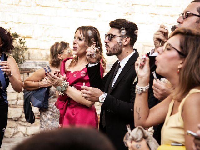 Il matrimonio di Antonello e Priscilla a Castelnuovo di Farfa, Rieti 17