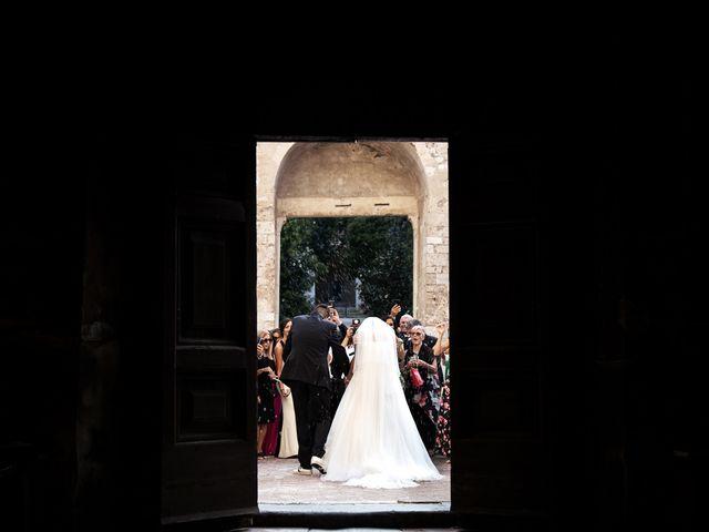 Il matrimonio di Antonello e Priscilla a Castelnuovo di Farfa, Rieti 18