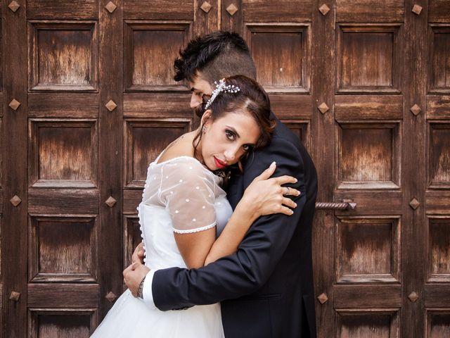 Il matrimonio di Antonello e Priscilla a Castelnuovo di Farfa, Rieti 19